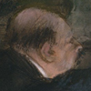 Thumbnail and detail of painting named